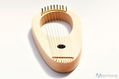 Sounds like a little harp: the lyre - Manufactory Meerklang
