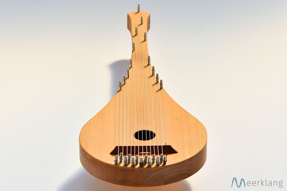 Psaltery, 13 strings - Manufactory Meerklang