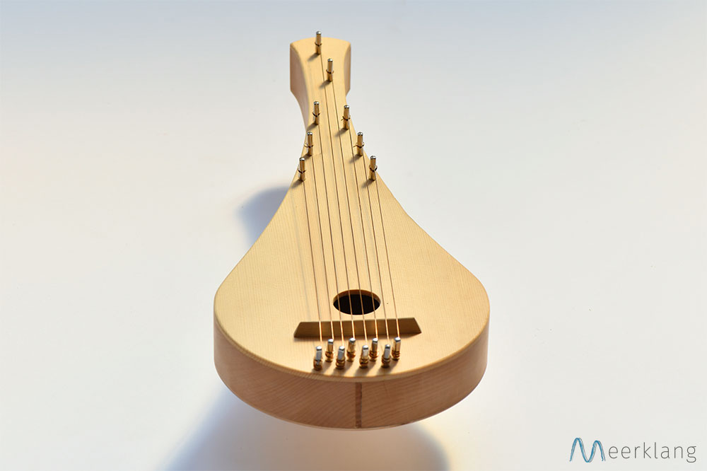Psaltery, 8 strings - Manufactory Meerklang