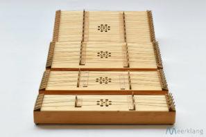 Saitentambourin, vier Varianten - Manufaktur Meerklang