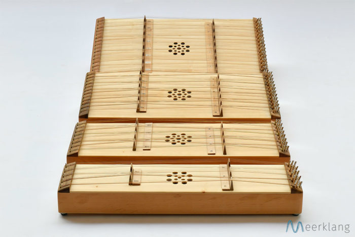 String tambourine, four variants - Manufactory Meerklang