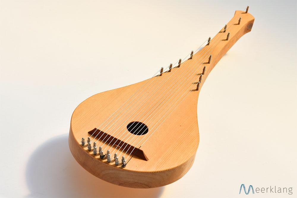 Psaltery, 13 strings - Manufactory Meerklang