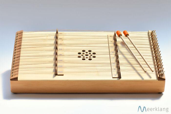 Saitentambourin, 16 Akkorde - Manufaktur Meerklang